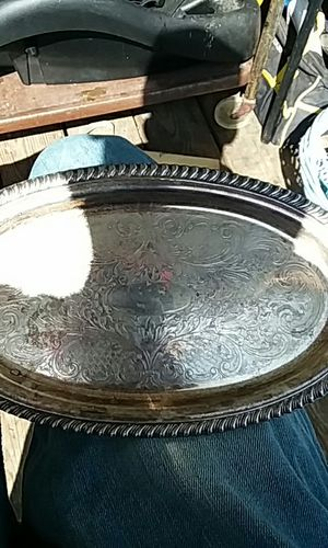 Silver plate S an M. for Sale in Kingsport, TN