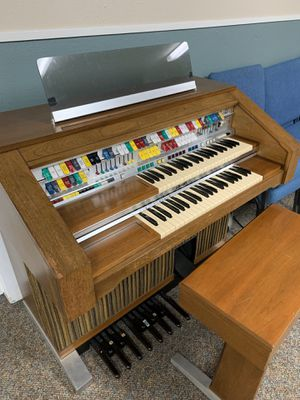 Lowery Contempo 80 Musical Organ for Sale in Houston, TX