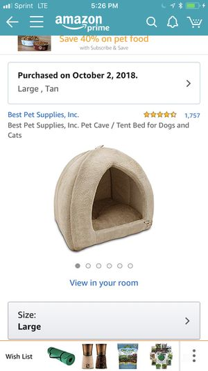 Pet Cave brand new for Sale in Denver, CO