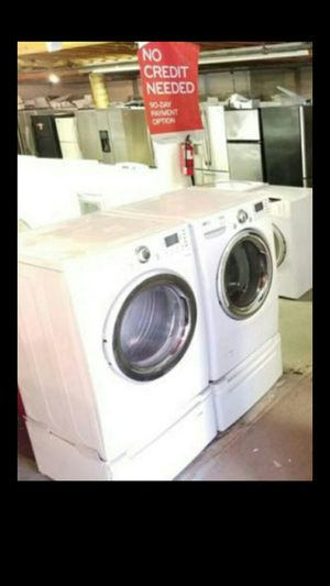 NO MONEY NO CREDIT IS OK, TAKE THE APPLIANCES HOME TODAY 90 DAY TO PAY SAME AS CASH. 21639 PACIFIC HWY S DES MOINES WA for Sale in Des Moines, WA
