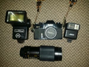 Vivitar film camera kit for Sale in Bowie, MD