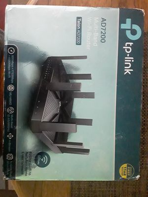 Tp link talon 7200 AD for Sale in Sacramento, CA