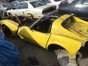 1976 Chevy Corvette Stingray PARTS for Sale in Cleveland, OH