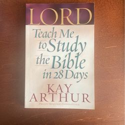 Teach me to study the Bible In 28 days. for Sale in League City,  TX