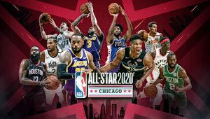 NBA ALL-STAR GAME CHICAGO for Sale in Chicago, IL