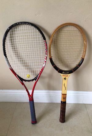 Tennis Rackets for Sale in Ives Estates, FL