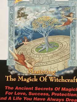 Mastering The Magick Of Witchcraft. Total Package . for Sale in Winter Garden,  FL