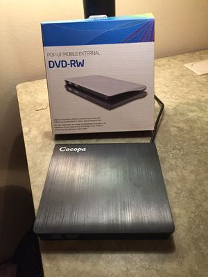 DVD / CD player USB 3.0 and 2.0 portable for Sale in Vancouver, WA
