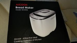 AICOOK Compact Automatic Bread Maker for Sale in Los Angeles, CA