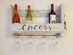 Handmade Wine Rack for Sale in Manassas, VA