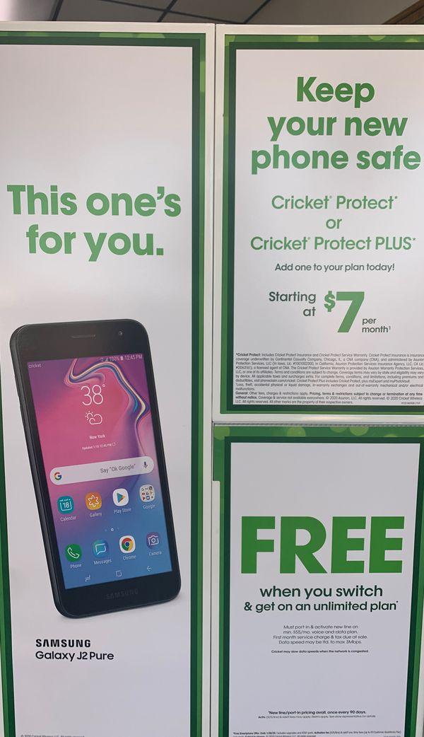 FREE PHONES!!!