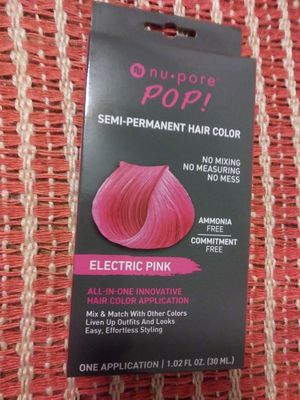 Pop! Electric Pink Henna Hair Color for Sale in Las Vegas, NV