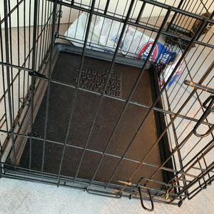 "Doggy Crate 22""x 16"" for Sale in Houston, TX"