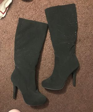 Madeline girl Kneehigh Boots for Sale in Los Angeles, CA