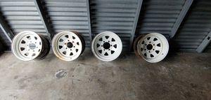 JEEP J10 Wheels (OEM Set of 4) for Sale in Tampa, FL