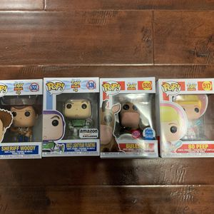 Toy Story Funko Pops for Sale in Los Angeles, CA