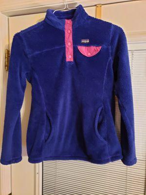Girls XL (14) Patagonia pullover. No wear for Sale in Murfreesboro, TN