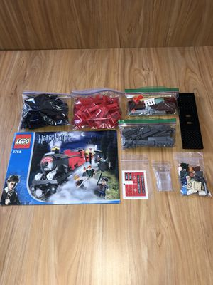 Lego Harry Potter Hogwarts Express 4758 for Sale in Rogersville, MO