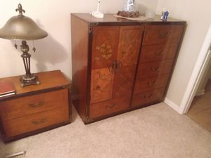 Bedroom Set W/Comfortable Home Health Bed for Sale in Gulf Breeze, FL