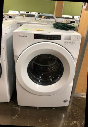 Amana Front Load Washer Model:NFW5800HW 9SWLS for Sale in Dallas, TX
