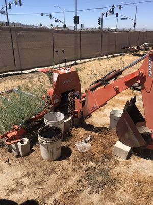 Tractor backhoe attachment kioti for Sale in Hemet, CA