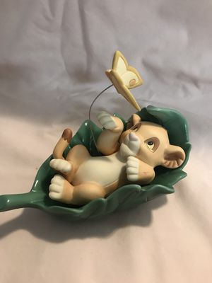 Lion king simba precious moments porcelain for Sale in Fort Lauderdale, FL