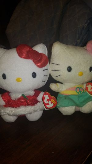 Original Hello Kitty Beanie Babies for Sale in Henderson, NV