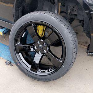 Srt Gloss Wheels for Sale in Denver, CO