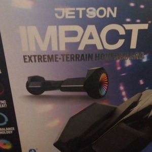 Jetson Impact Extreme Terrain Hoverboard With Bluetooth Music And Lights for Sale in Portland, OR