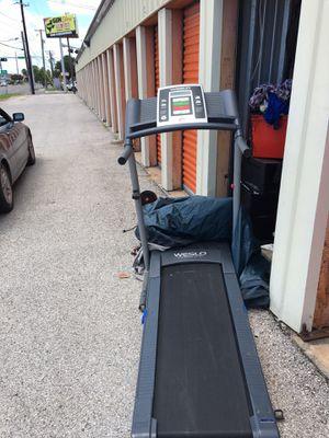 Weslo treadmill for Sale in Corpus Christi, TX