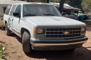 1993 Chevy Suburban- PARTS ONLY for Sale in Payson, AZ