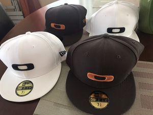 Oakley hats for Sale in Moreno Valley, CA