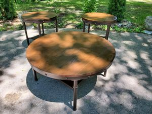 coffee table and end tables for Sale in Nashville, TN
