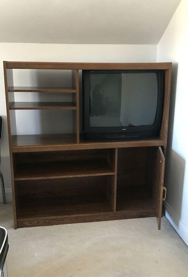 Bookshelf/TV stand