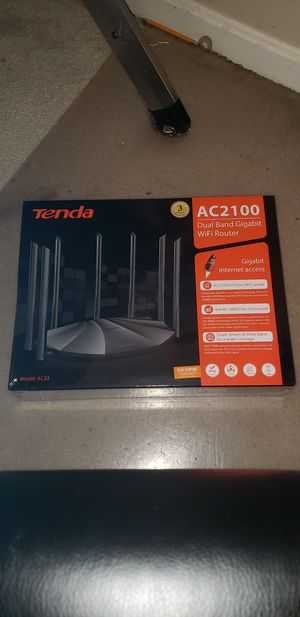 GIGABIT WIFI ROUTER AC2100 for Sale in Fairfax, VA