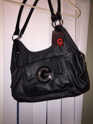 NEW Guess brand leather bag for Sale in Silver Spring, MD