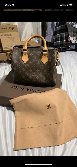 Louis Vuitton Speedy 25 2003 December France *RARE* for Sale in Simi Valley, CA