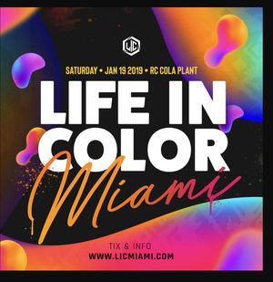 TWO TICKETS FOR LIC MIAMI JAN 19!! for Sale in Hialeah, FL