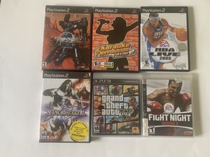 PlayStation Games (PS2, PS3) for Sale in Coral Gables, FL