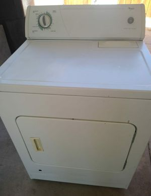 Whirlpool Gas Dryer Good Condition Everything Works for Sale in Homeland, CA