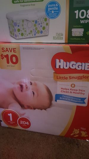 Huggies Little Snugglers for Sale in Dallas, TX