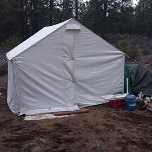 10x12 Canvas Tent for Sale in Bend, OR