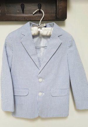 Náutica Size 6 seersucker boys suit. for Sale in El Cajon, CA