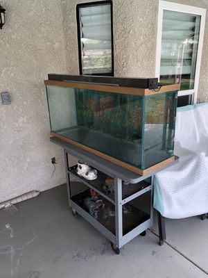 Large fish tank for Sale in Sanger, CA