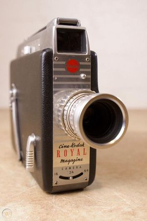 Cine Kodak Royal magazine 8mm 1951 for Sale in Ithaca, NY