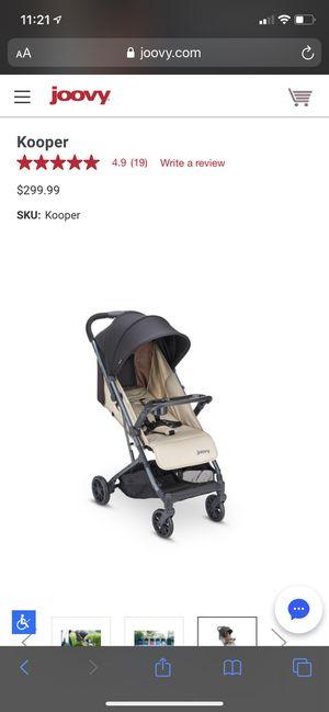 Joovy kooper stroller for Sale in Hayward, CA