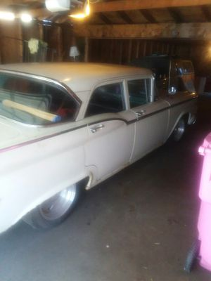 1959 Ford Galaxy 4dr white $9,000 obo for Sale in Chicago, IL