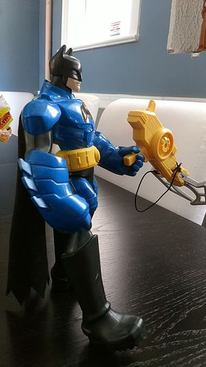 "9"" Batman action figure for Sale for sale  Queens, NY"
