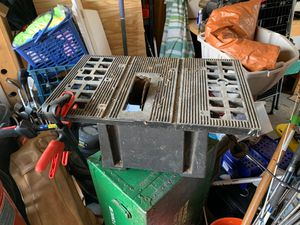 table saw for Sale in Virginia Beach, VA