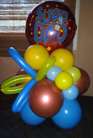 Fathers Day Balloon for Sale in Aurora, IL